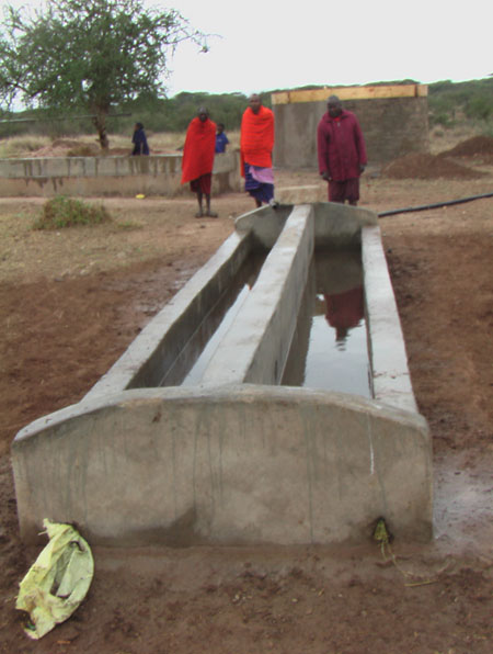 water charity - project ranch